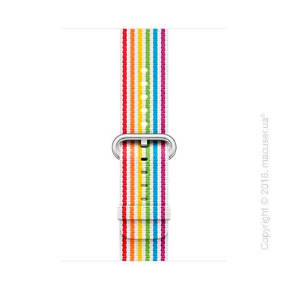 Спортивный браслет Apple 42mm Pride Edition Woven Nylon