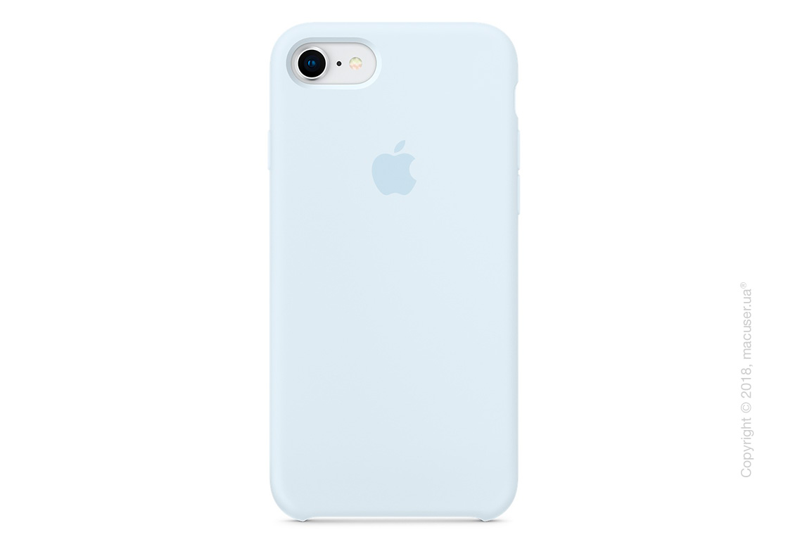 Чехол Apple iPhone 8/7 Silicone Case - Sky Blue