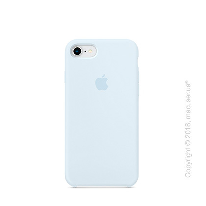 Чехол Apple iPhone 8/7 Silicone Case - Sky Blue