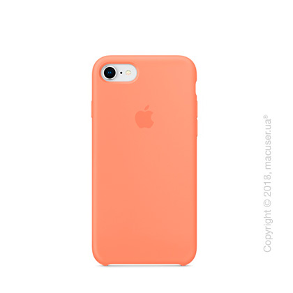 Чехол Apple iPhone 8/7 Silicone Case - Peach