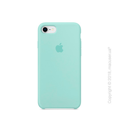 Чехол Apple iPhone 8/7 Silicone Case - Marine Green