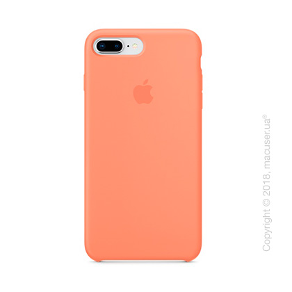 Чехол Apple iPhone 8 Plus/7 Plus Silicone Case - Peach