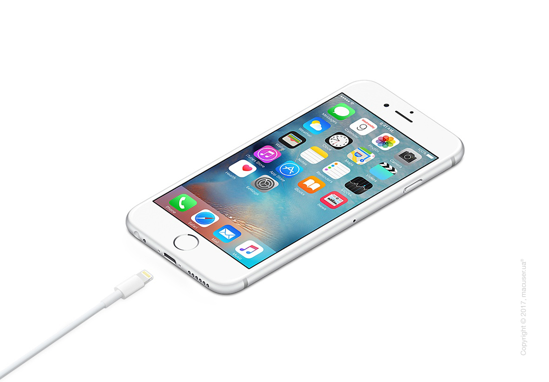 Кабель Apple Lightning to USB Cable  1m (из комплекта)