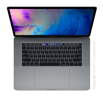 Apple MacBook Pro 15 Retina Space Gray MR942