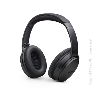 Bose QuietComfort 35 Wireless Headphones II – Black