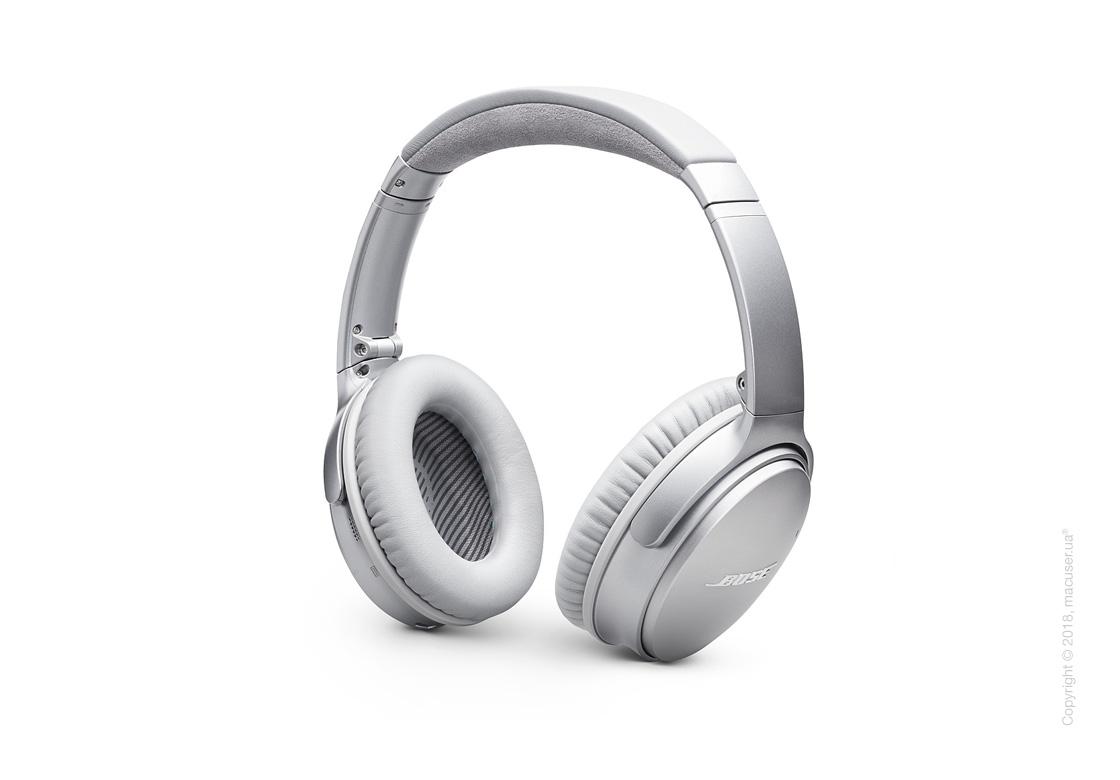 Bose QuietComfort 35 Wireless Headphones II – Silver