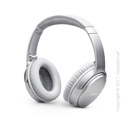 Bose QuietComfort 35 Wireless Headphones II – Silver