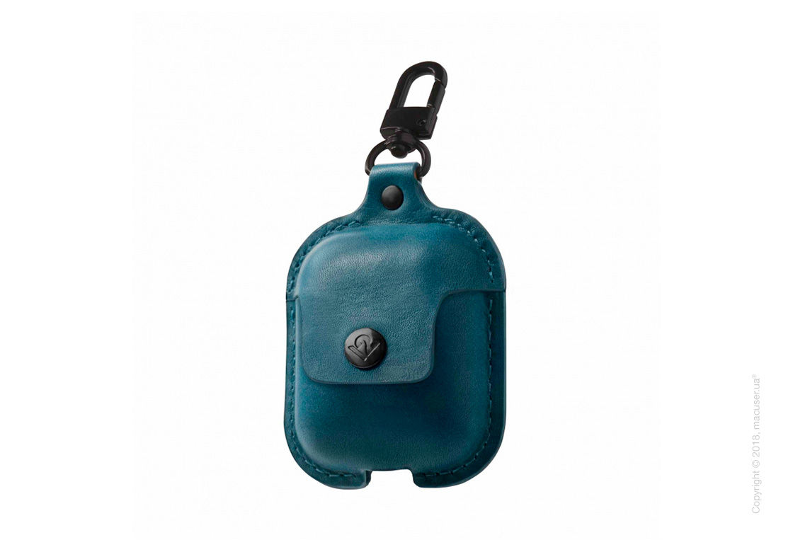 Чехол AirSnap for AirPods – Deep Teal