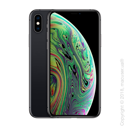 Apple iPhone Xs 64GB, Space Gray