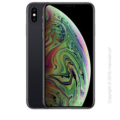 Apple iPhone Xs Max 256GB, Space Gray