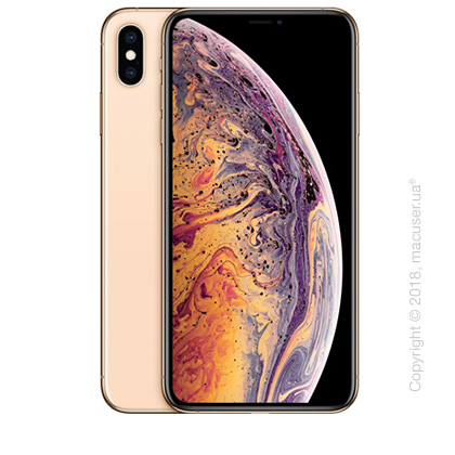 Apple iPhone Xs Max 512GB, Gold