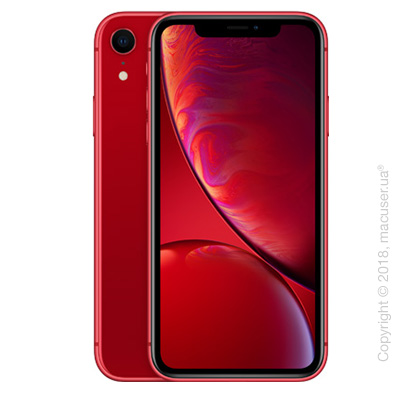 Apple iPhone Xr 64GB, (PRODUCT)RED