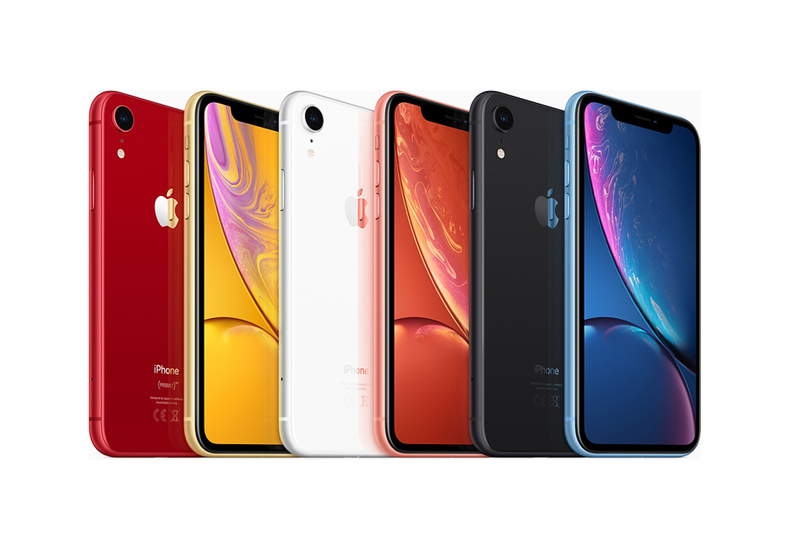 Apple iPhone Xr 256GB, (PRODUCT)RED