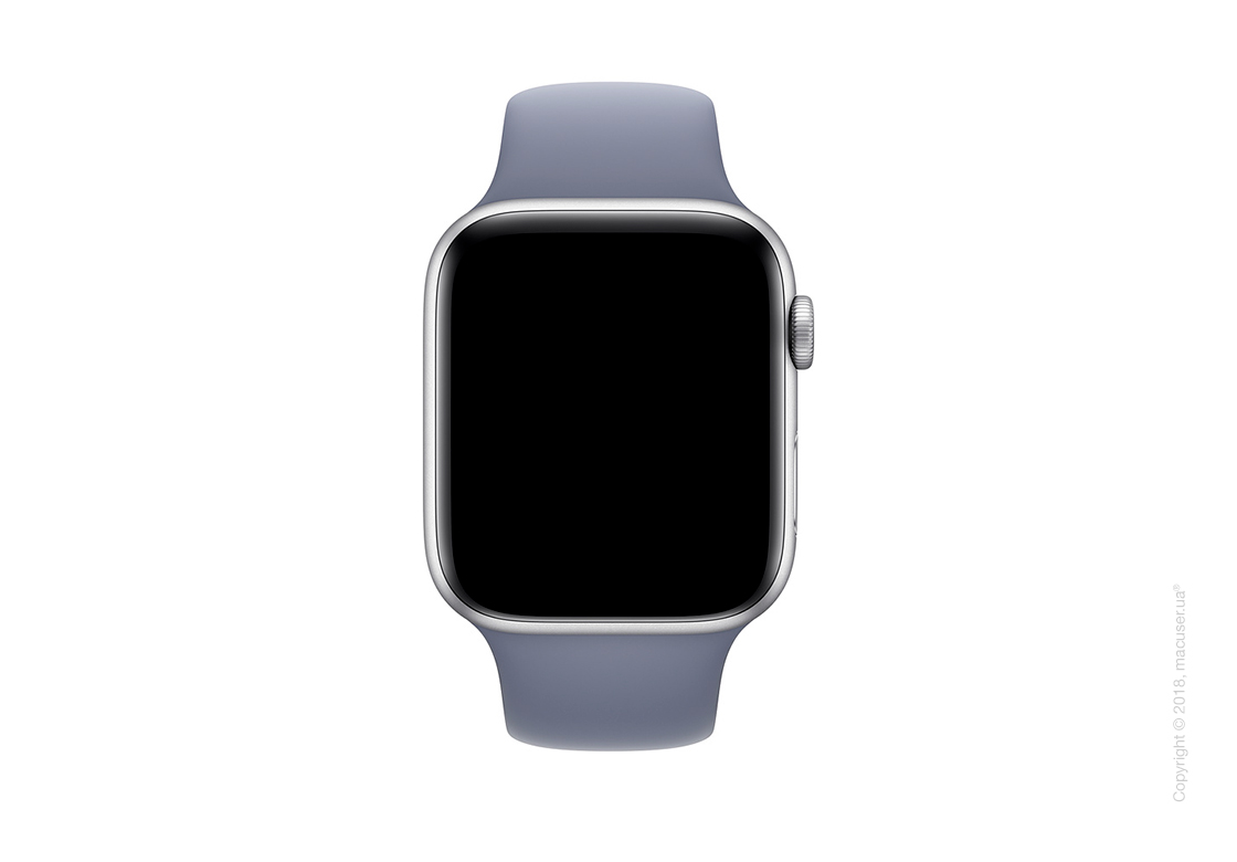 Спортивный ремешок Apple 44mm Lavender Gray Sport Band - S/M & M/L