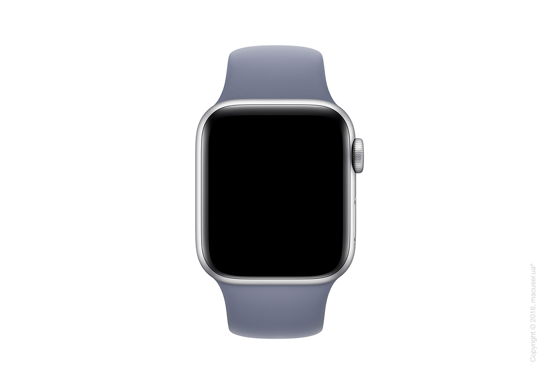 Спортивный ремешок Apple 40mm Lavender Gray Sport Band - S/M & M/L