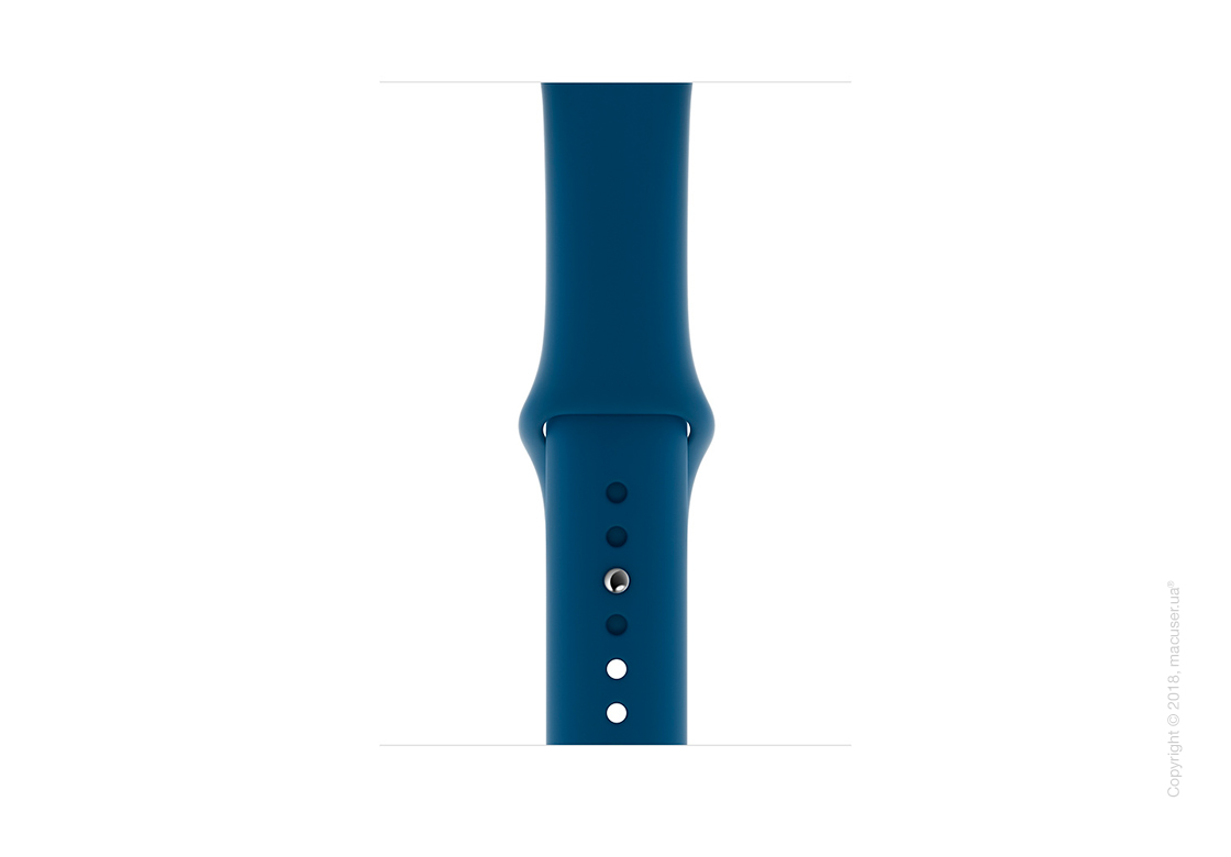 Спортивный ремешок Apple 44mm Blue Horizon Sport Band - S/M & M/L