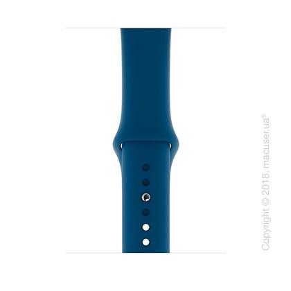 Спортивный ремешок Apple 44mm Blue Horizon Sport Band - S/M & M/L