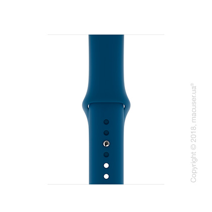 Спортивный ремешок Apple 40mm Blue Horizon Sport Band - S/M & M/L