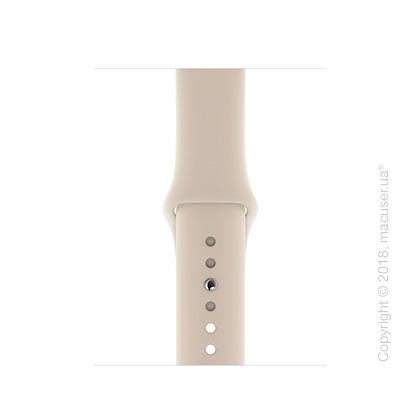 Спортивный ремешок Apple 40mm Stone Sport Band - S/M & M/L