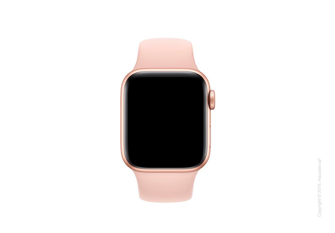 Спортивный ремешок Apple 40mm Pink Sand Sport Band - S/M & M/L