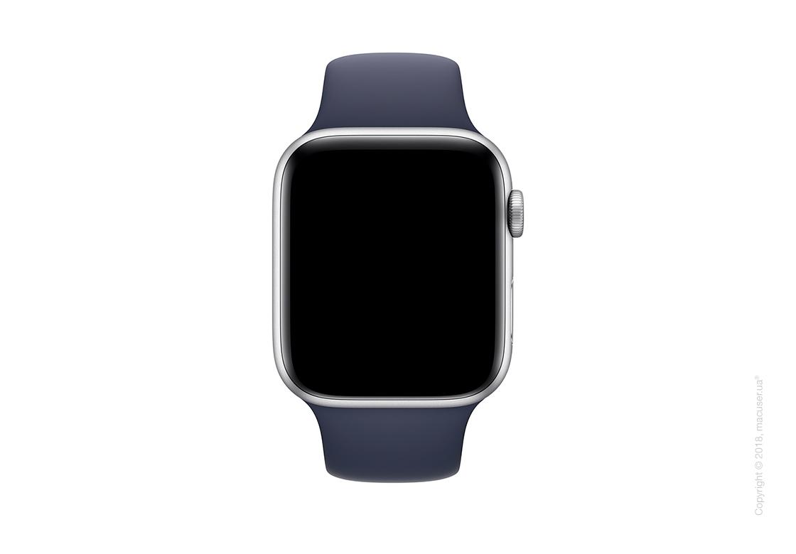 Спортивный ремешок Apple 44mm Midnight Blue Sport Band - S/M & M/L