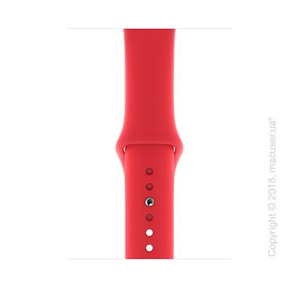 Спортивный ремешок Apple 44mm (PRODUCT)RED Sport Band - S/M & M/L