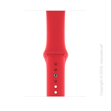Спортивный ремешок Apple 44mm (PRODUCT)RED Sport Band - S/M & M/L