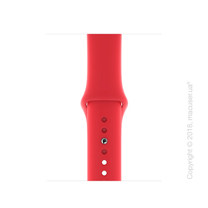 Спортивный ремешок Apple 40mm (PRODUCT)RED Sport Band - S/M & M/L