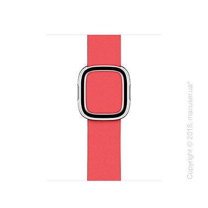 Ремешок цвета «розовый пион» с современной пряжкой (для корпуса 40 мм), размер M