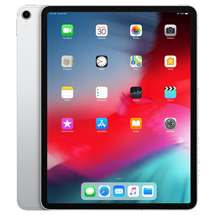 Apple iPad Pro 12,9 дюйма Wi-Fi 512GB, Silver