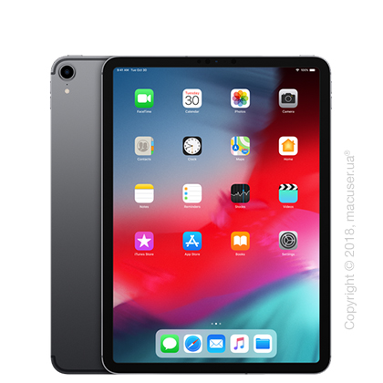 Apple iPad Pro 11 дюйма Wi-Fi+Cellular 256GB, Space Gray