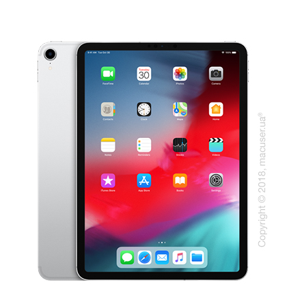 Apple iPad Pro 11 дюйма Wi-Fi+Cellular 256GB, Silver