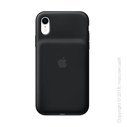 Чехол Smart Battery Case для iPhone Xr, черный цвет