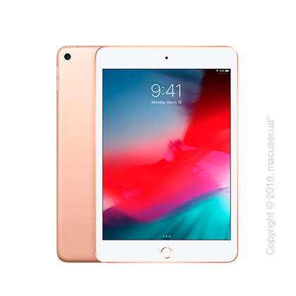 Apple iPad Mini 5 Wi-Fi 64GB, Gold New
