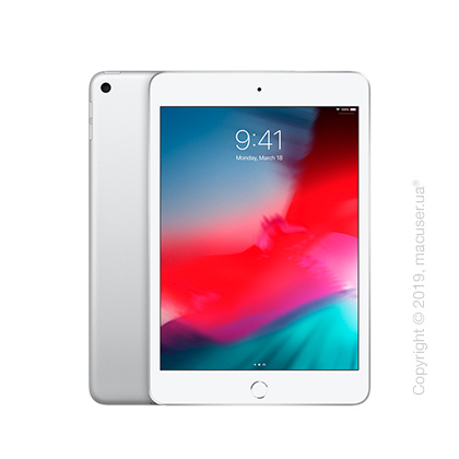 Apple iPad Mini 5 Wi-Fi 64GB, Silver