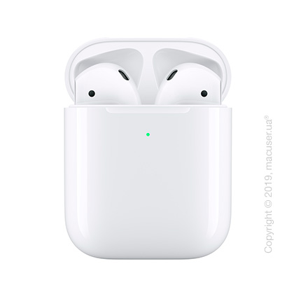 Apple AirPods 2 with Wireless Charging Case New
