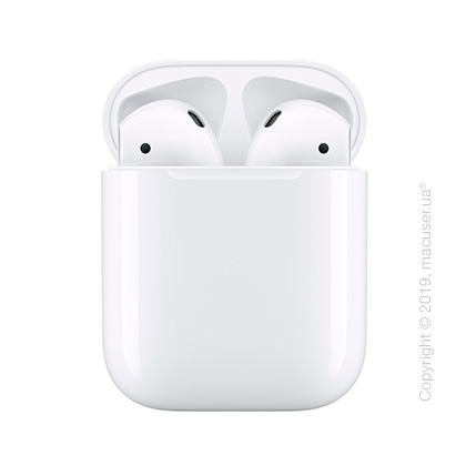 Apple AirPods 2 with Charging Case New