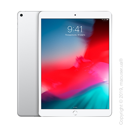 Apple iPad Air 10.5 Wi-Fi 256GB, Silver