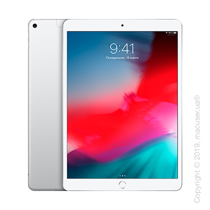 Apple iPad Air 10.5 Wi-Fi+Cellular 256GB, Silver
