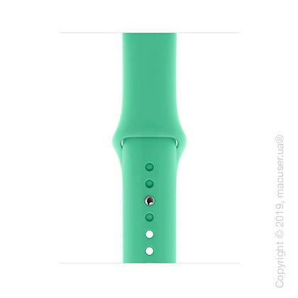 Спортивный ремешок Apple 40mm Spearmint Sport Band - S/M & M/L