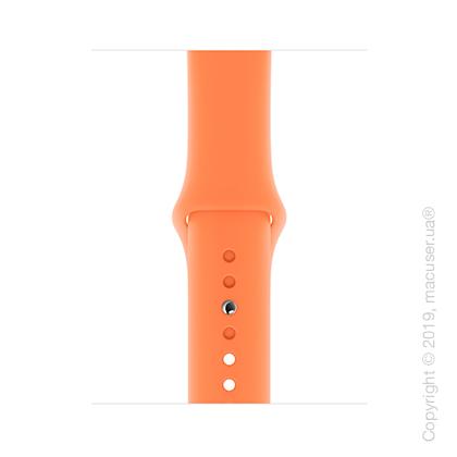 Спортивный ремешок Apple 40mm Papaya Sport Band - S/M & M/L