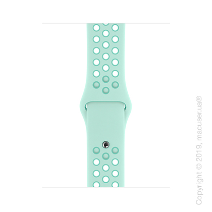 Спортивный ремешок Apple 40mm Teal Tint/Tropical Twist Nike Sport Band – S/M & M/L