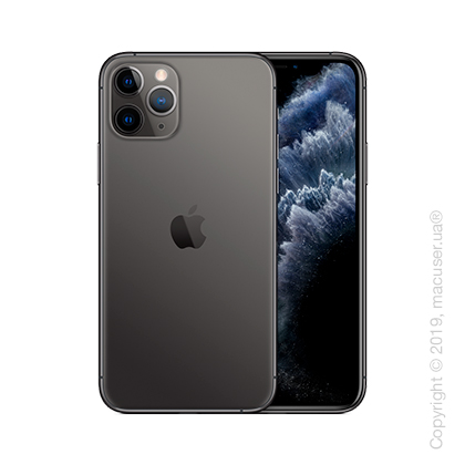 Apple iPhone 11 Pro 64GB, Space Gray New