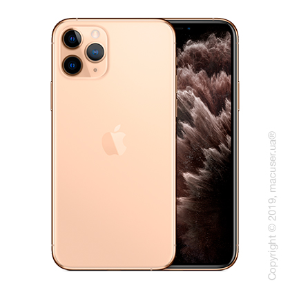 Apple iPhone 11 Pro Max 256GB, Gold New