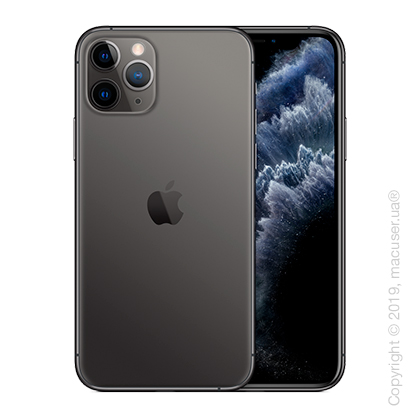 Apple iPhone 11 Pro Max 256GB, Space Gray New