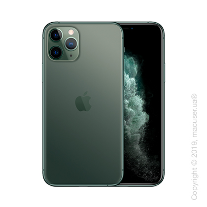 Apple iPhone 11 Pro 512GB, Midnight Green