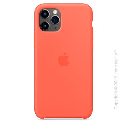 iPhone 11 Pro Silicone Case - Clementine (Orange)
