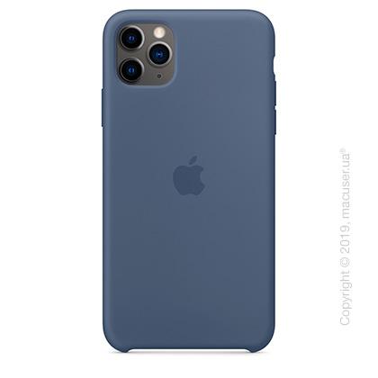 iPhone 11 Pro Silicone Case - Alaskan Blue