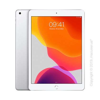 Apple iPad 10.2 Wi-Fi 32GB, Silver