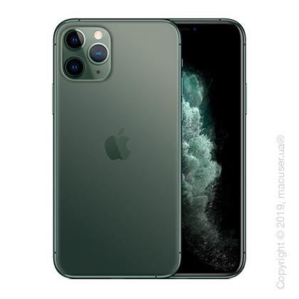 Apple iPhone 11 Pro Max 256GB, Midnight Green New